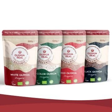 LOGO_Organic quinoa real