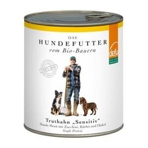 LOGO_PUR - 100% Bio-Fleischgenuss als Ergänzungsfutter für Hunde