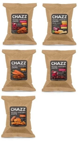 LOGO_Chazz Natural Vegetable Chips