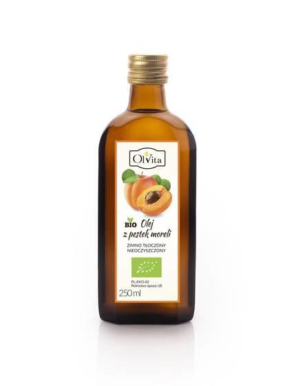 LOGO_BIO Apricot kernel oil cold-pressed: 100ml, 250ml