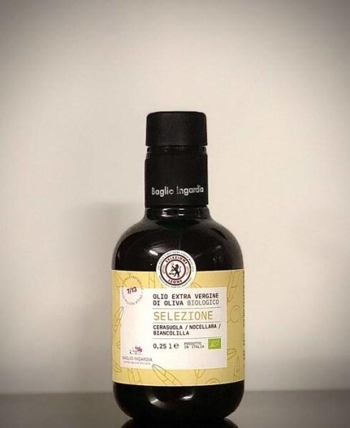 LOGO_SELEZIONE - Bio Natives Olivenöl Extra Cerasuola - Nocellara - Biancolilla