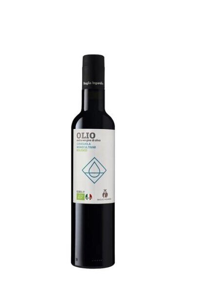 "LOGO_""Alberelli"" - Grand Cru Cerasuola monocultivar Presidio Slow Food - Bio Natives Olivenöl Extra"