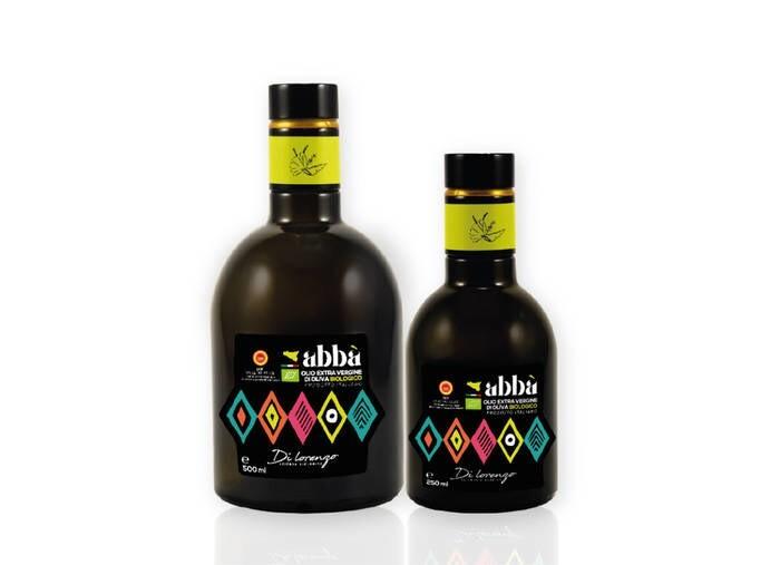 """LOGO_""""Abbà"""" - Bio Olivenol extra vergine"""