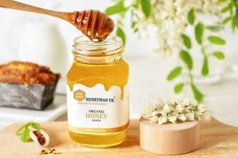 LOGO_Organic Acacia Honey