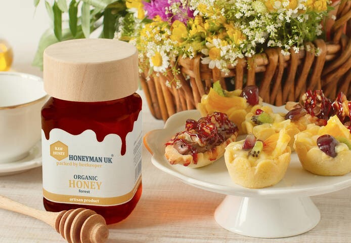 LOGO_Organic Forest Honey