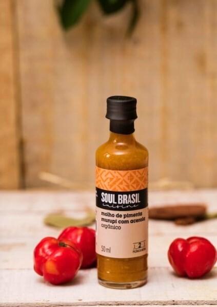 LOGO_Soul Brasil molho de pimenta murupi com acerola organico