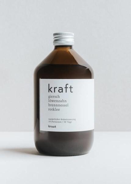 LOGO_Kraft Wildkräuterauszug 500ml