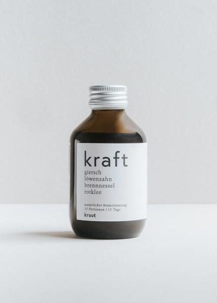 LOGO_Kraft Wildkräuterauszug 150ml