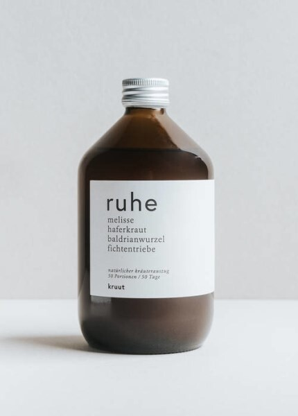 LOGO_Ruhe Wildkräuterauszug 500ml