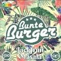 """LOGO_1A """"Jackfruit Masala"""" Patty von Bunte Burger - VEGAN & HALAL, OHNE ZUSATZ VON GLUTEN, SOJA, PALMÖL"""