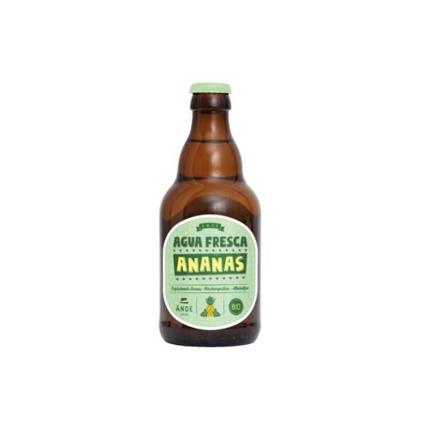 LOGO_Agua Fresca Ananas - Erfrischende Ananas-Minzekomposition