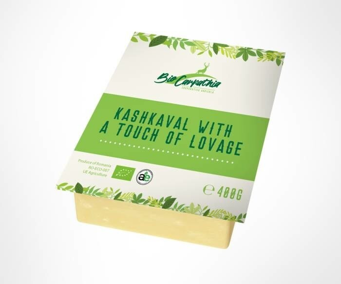 LOGO_KASHKAVAL WITH LOVAGE