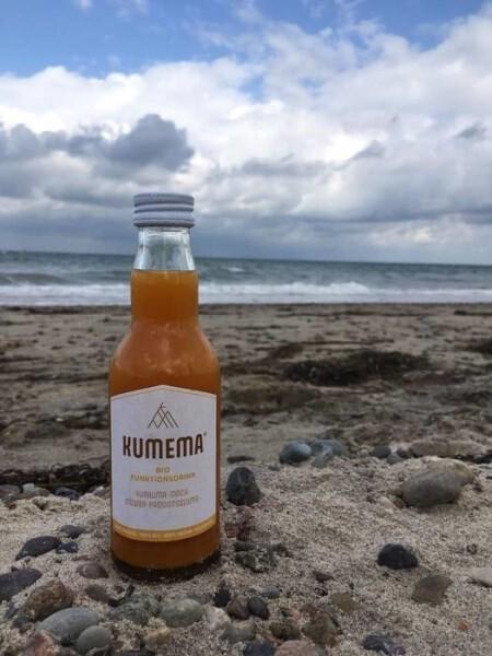 LOGO_Kumema Organic Functional Beverage Curcuma Maca Ginger Passionflower