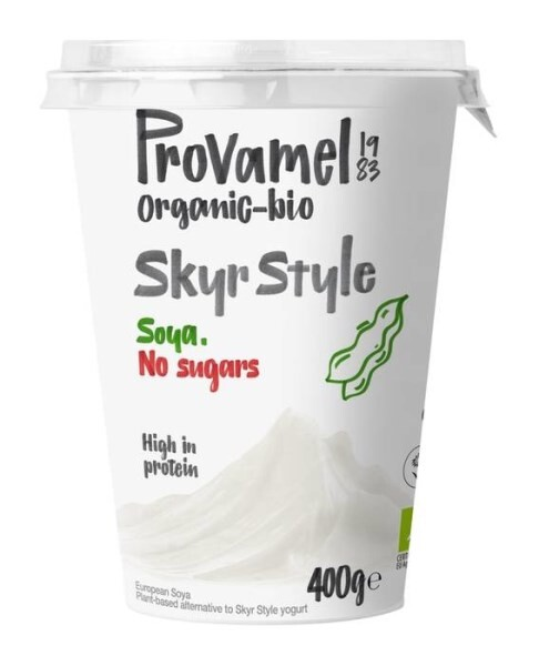 LOGO_Soja-Joghurtalternative Skyr Style Natur ohne Zucker