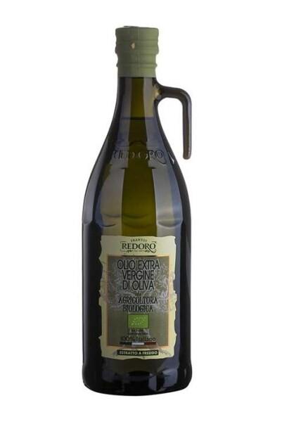 LOGO_REDORO BIOLOGICO 100% ITALIANO Organic Extra Virgin Olive Oil