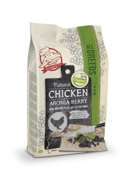 LOGO_Organic chicken aronia 2kilo