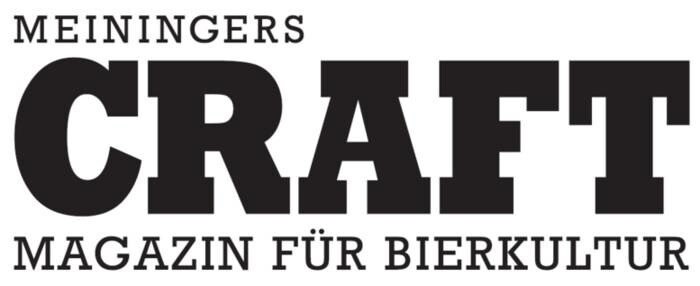 LOGO_MEININGERS CRAFT - Magazine for Beer Culture