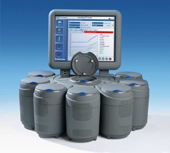 LOGO_GeneDisc® Real-Time PCR System