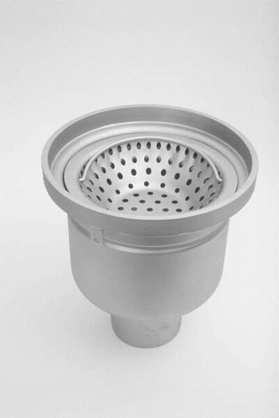 LOGO_Hygiene-Industriebodeneinlauf HYG-S / Hygiene-Industriebodeneinlauf HYG-W