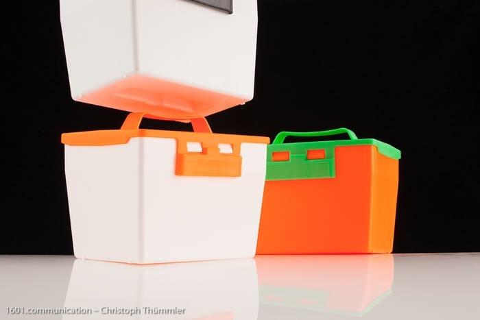 LOGO_distinct customer packaging