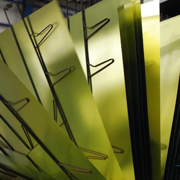 LOGO_Metal sheet printing