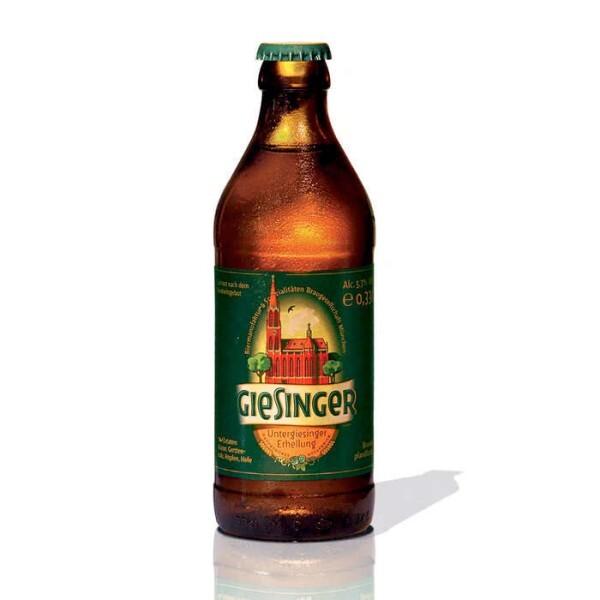 "LOGO_330 ml Euro Flasche ""Giesinger"""