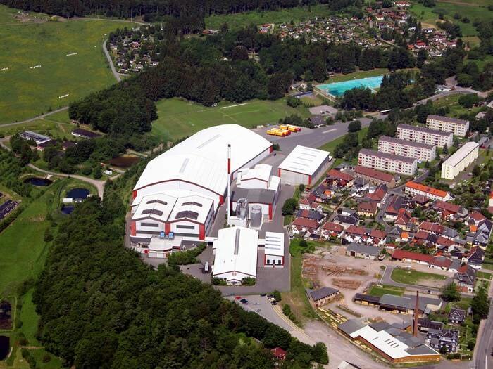 LOGO_Wiegand-Glas, plant Großbreitenbach