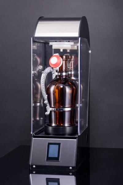 LOGO_SILEXA Growler&BottleFiller - kompakter, vollautomatischer Flaschenfüller