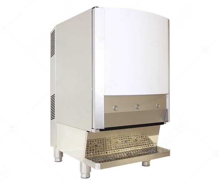 LOGO_Fro☺tPOM - Postmix-Dispenser Overcounter Cooler