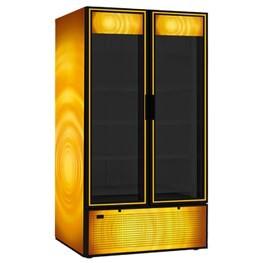 LOGO_S1300 Neon - Vertical Double Door Cooler
