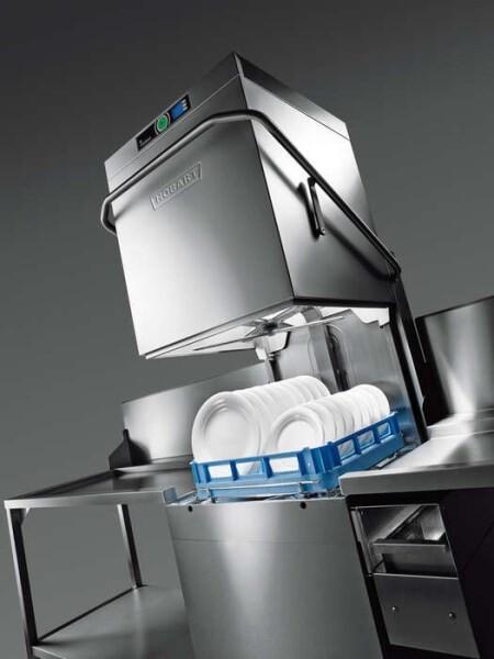 LOGO_Haubenspülmaschinen von HOBART