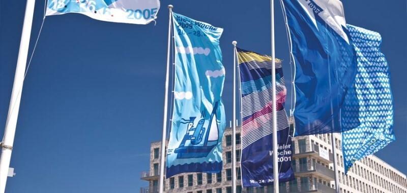 LOGO_Fahnen, Beachflags & Co. - Alles Gute kommt von oben