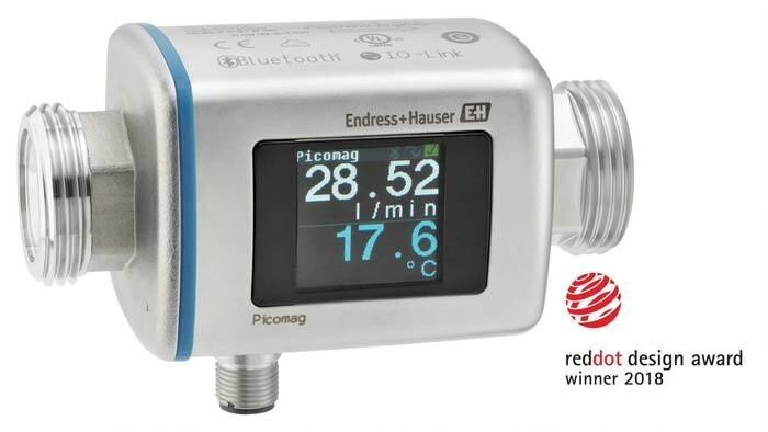 LOGO_Picomag  – Electromagnetic flowmeter