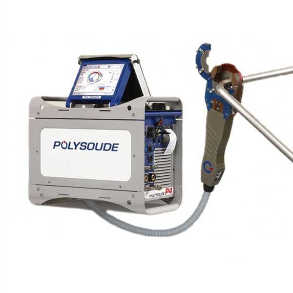 LOGO_P4 - portable all position orbital tube welding power source
