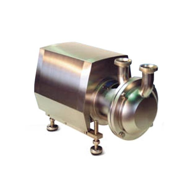 LOGO_Stainless steel centrifugal pumps SZ