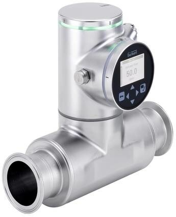 LOGO_Non-contact flowmeter FLOWave (SAW technology)