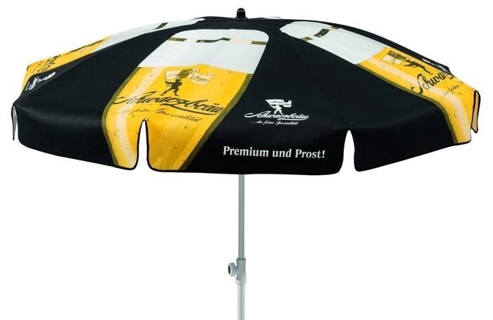 LOGO_Standard advertising parasol
