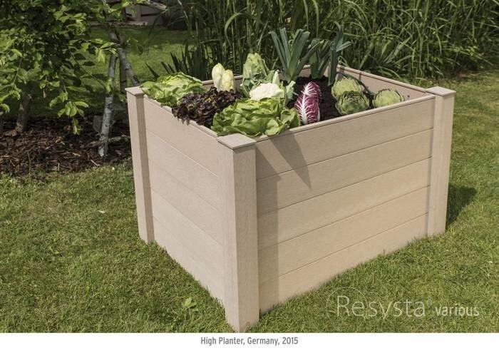 LOGO_Für Ihren Garten: Hochbeet und Komposter.