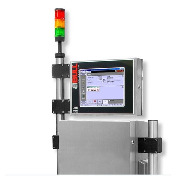 LOGO_BBULL OCR/OCV Optisches Erkennungssystem zur Datenerfassung
