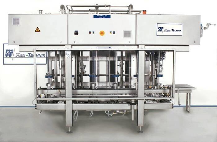 LOGO_35 - 60 KEG pro Stunde - MINOMAT-Reihe