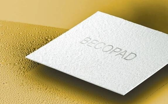 LOGO_BECOPAD® Depth Filter Sheets and BECO® ENDURA Support Sheets