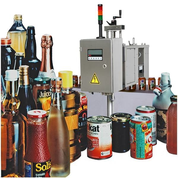 LOGO_BBULL COMPACT LINE O Fill Level Inspection System for PET and Glass Lines up to 60.000 Container per Hour
