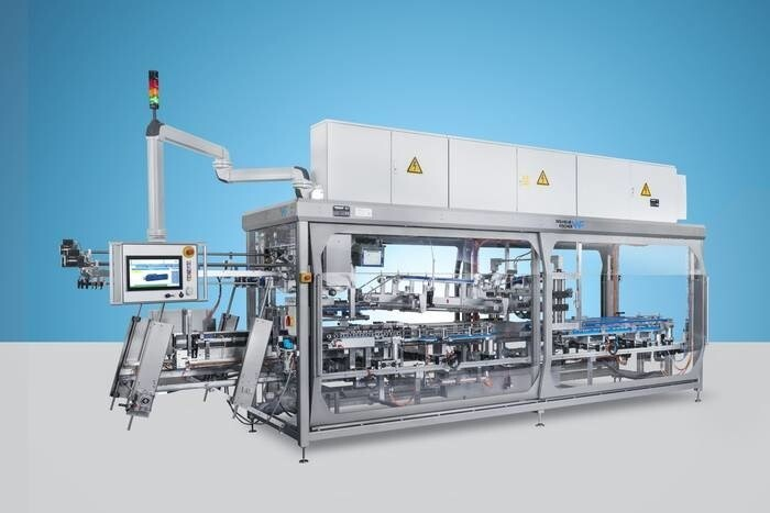 """LOGO_MCP Multipack Packaging Machines for Sleeves (""""Sixpacks""""), Baskets and fully enclosed packs made of cardboard"""