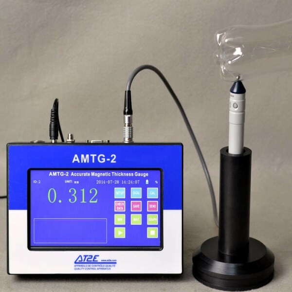 LOGO_Accurate Magnetic Thickness Gauge AMTG-2