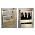 LOGO_6er Holzträger für 0,5Liter Flaschen