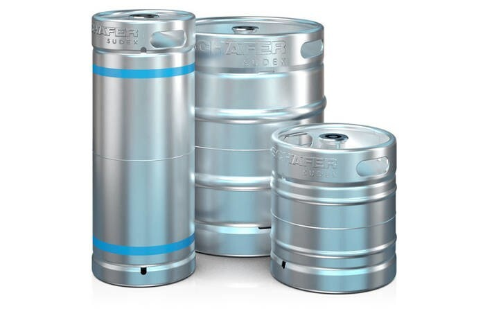 LOGO_SUDEX stainless steel KEG