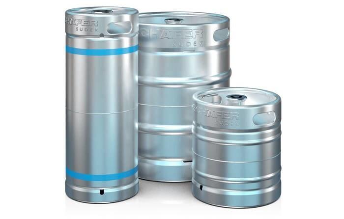 LOGO_SUDEX stainless steel KEG