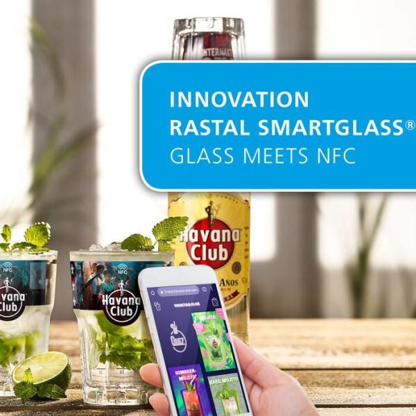 LOGO_RASTAL Smartglass Havana Club NFC
