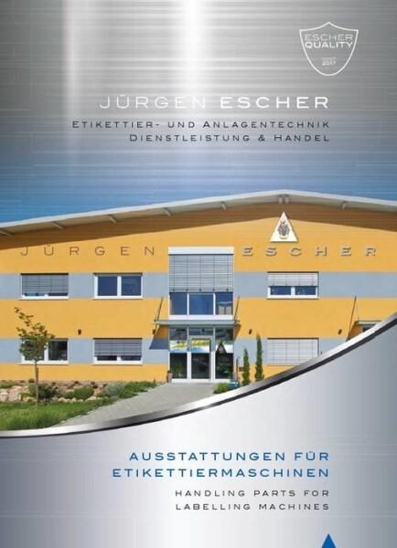 """LOGO_Jürgen Escher """"Unternehmenssitz, Merdingen im Breisgau"""""""