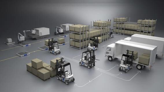 LOGO_BHS iMotion: Die Zukunft des autonomen, lückenlos vernetzten Warenflusses beginnt jetzt!